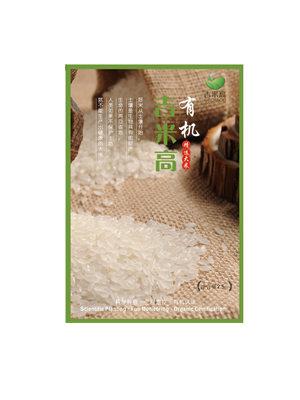 五常稻花香有机大米